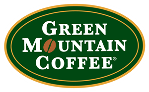 Green Mountain Coffee Logo Vector