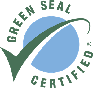 Green Seal Certified Logo Vector