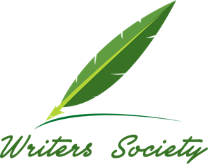 Green writers Logo Vector