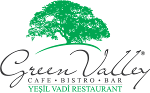 green valley restaurant Logo Vector