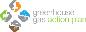 Greenhouse Gas Action Plan (GHGAP) Logo Vector