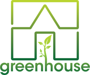 Greenhouse Logo Vector