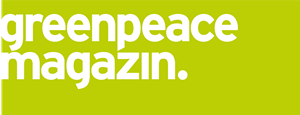Greenpeace Magazin Logo Vector