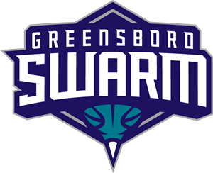 GREENSBORO SWARM Logo Vector