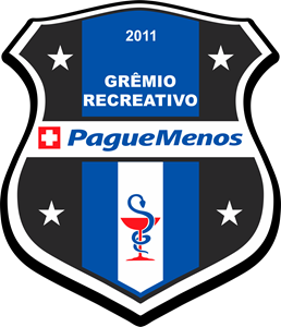 GRÊMIO RECREATIVO PAGUE MENOS Logo Vector