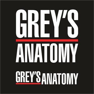Grey's Anatomy Logo Vector
