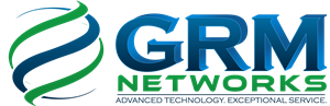 GRM Networks Logo Vector