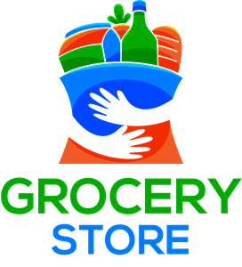 GROCERY STORE Logo Vector