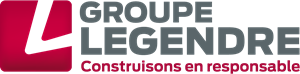 Groupe Legendre Logo Vector