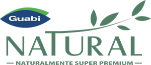 Guabi Natural Logo Vector