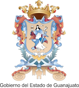 GUANAJUATO COAT OF ARMS. Logo Vector