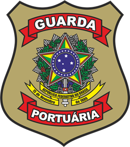 Guarda Portuária Logo Vector