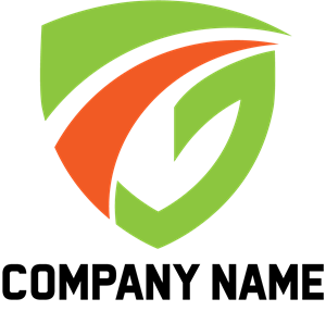 Guardian Symbol of Shield Logo Vector