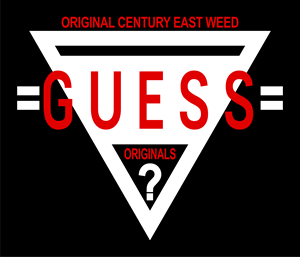 GUESS original Logo Vector