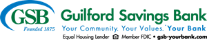 Guilford Savings Bank Logo Vector