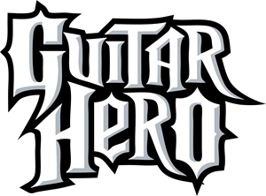 Guitar Hero Logo Vector