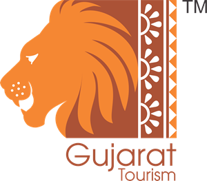 Gujarat Tourism Logo Vector