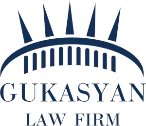 Gukasyan Law Firm Logo Vector