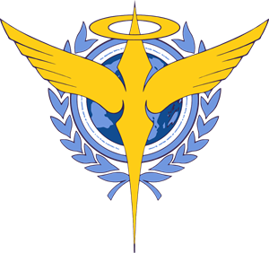 Gundam 00 Celestial Being Logo Vector