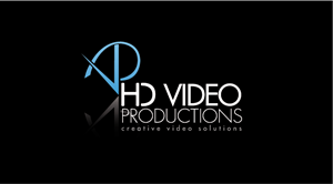 HD video Productions Logo Vector