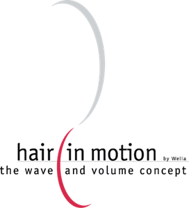 Hair In Motion Logo Vector