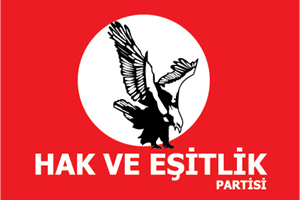 Hak ve Esitlik Partisi Logo Vector