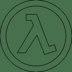 Half-Life Logo Vector ( AI) Free Download