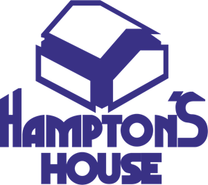 Hampton's House Logo Vector