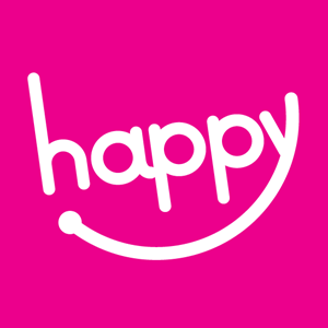 Happy Logo Vector