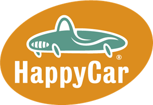 Happy Car ® Logo Vector