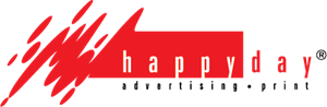 Happy Day Logo Vector