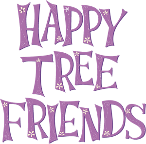 Happy Tree Friends Logo Vector Eps Free Download