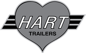 Hart Trailers Logo Vector