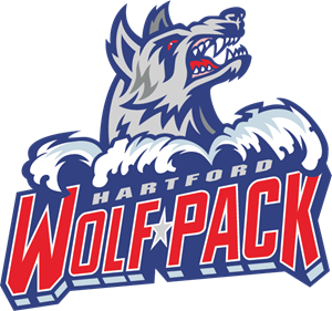 Hartford Wolf Pack Logo Vector