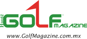 Haute Golf Magazine Logo Vector