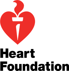 Heart Foundation Logo Vector