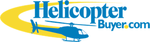 Helicopter Buyer.com Logo Vector