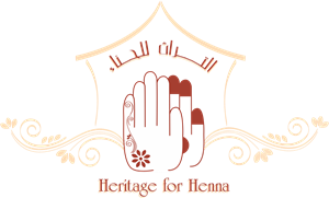 Heritage for Henna Logo Vector