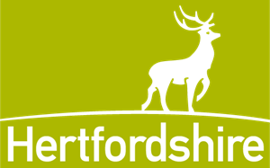 Hertfordshire County Council Logo Vector