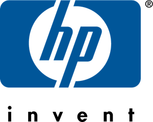 Hewlett Packard Logo Vector