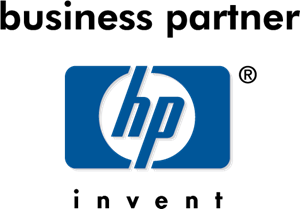Hewlett Packard Business Partner Logo Vector