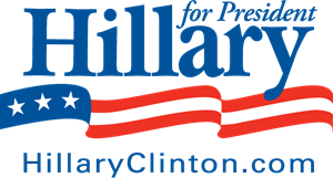 Hillary Clinton for President 2008 Logo Vector