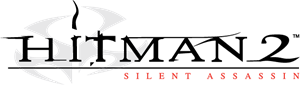 Hitman 2 Silent Assassin Logo Vector