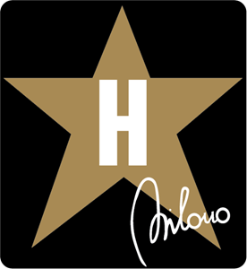 Hollywood Milano Logo Vector