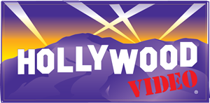 Hollywood Video Logo Vector