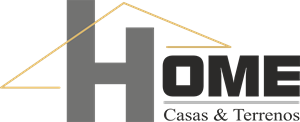 Home Casas & Terrenos Logo Vector