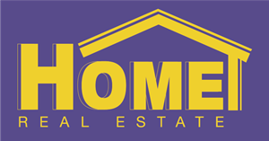 Home Real Estate Logo Vector
