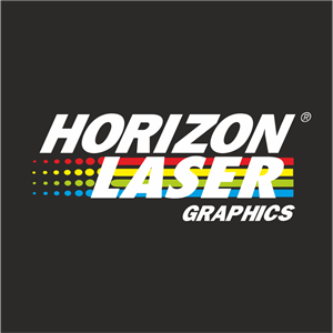 Horizon Laser Graphics Logo Vector