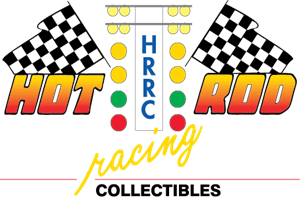 Hot Rod Racing Collectibles Logo Vector