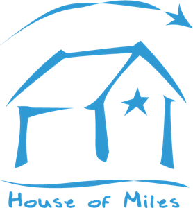 House of Miles Logo Vector